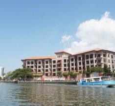 Cruise Into The History of Melaka Via Melaka River Cruise