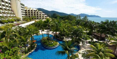 A Refreshed Stay Experience @ PARKROYAL Penang Resort