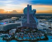 World's First Guitar-shaped Hard Rock Hotel @ Hollywood, Florida