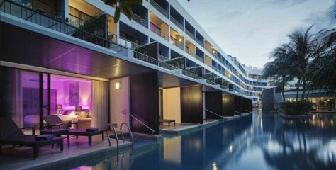 Malaysia's First Luxury Rock N' Roll Hotel- Hard Rock Hotel Penang