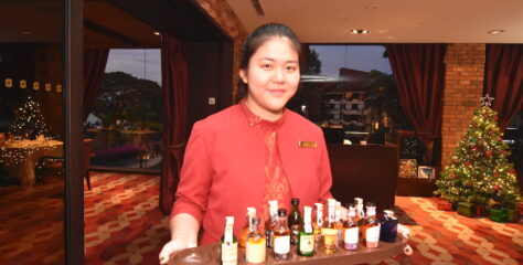 The Barrel By Feringgi Bar At Shangri-La's Rasa Sayang Resort & Spa, Penang