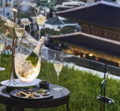 Dine & Wine With A View @ Seoul Rooftop Bars