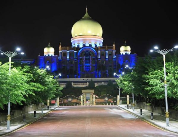 Light it Blue for Our Heroes – Frontliners