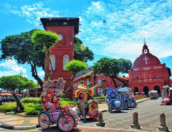 An Evolution of Melaka Culture
