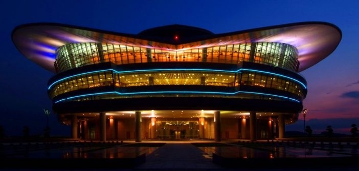 Putrajaya International Convention Centre (PICC) Is Back In Operation