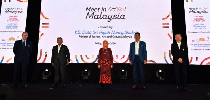 """MyCEB Launches """"Meet in Malaysia Campaign"""" to Boost Business Events Industry"""
