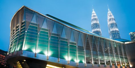 Kuala Lumpur Convention Centre is Here for You