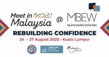 Rebuilding Confidence at Meet in Malaysia @ Malaysia Business Events Week