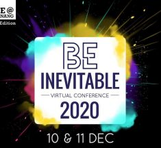The 5th BE@Penang: BE Inevitable 2020 Goes Virtual