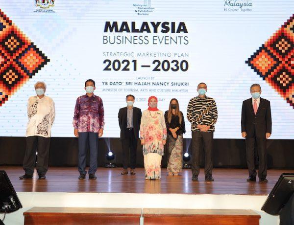 MyCEB Charts Malaysia's Journey with Malaysia Business Events Strategic Marketing Plan 2021 – 2030 Launch