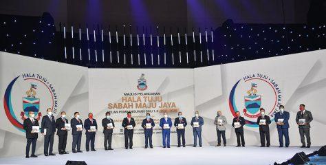 Sabah Maju Jaya (SMJ) Development Plan 2021-2025