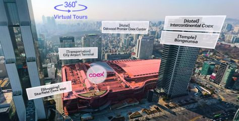 Seoul's MICE Industry Grows On Screen – Convention Centres