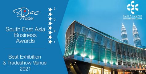 Best Exhibition and Tradeshow Venue in South-East Asia