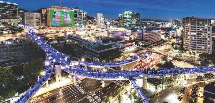 Seoul – The City Where Sustainable Transformation Is ON